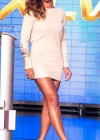 Beyonce at Super Bowl 2013 Halftime Show Press Conference -07