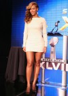 Beyonce at Super Bowl 2013 Halftime Show Press Conference -08