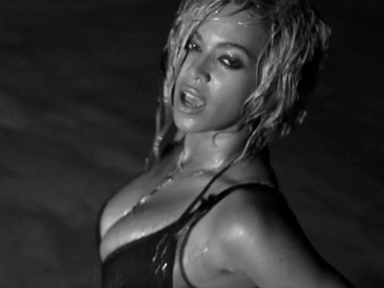 Beyonce: Bikini in Drunk In Love Video -11