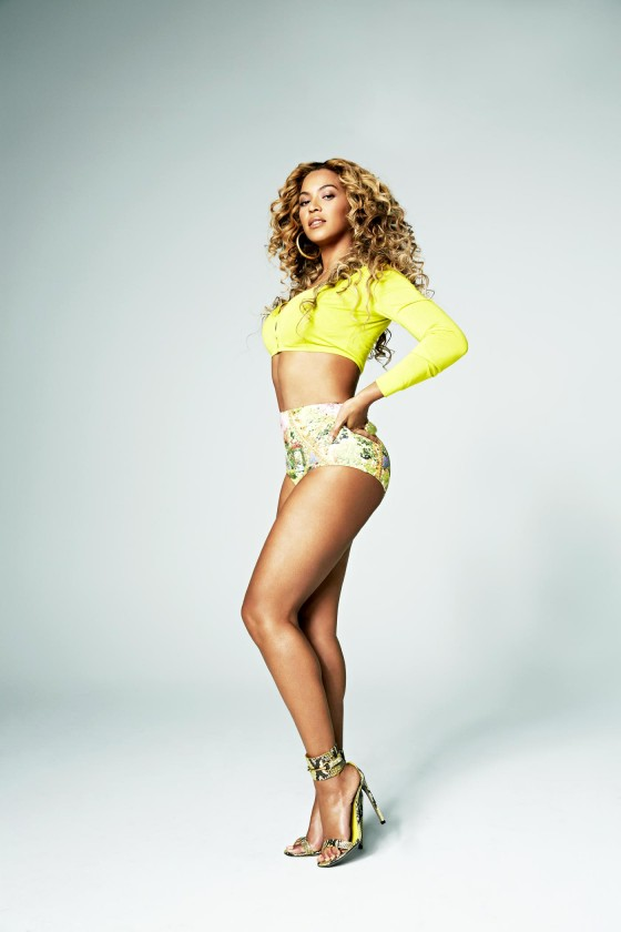 Beyonce – Shape Magazine – April 2013 -01