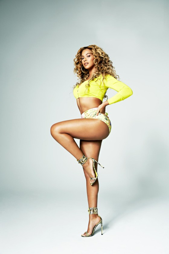 Beyonce – Shape Magazine – April 2013 -03