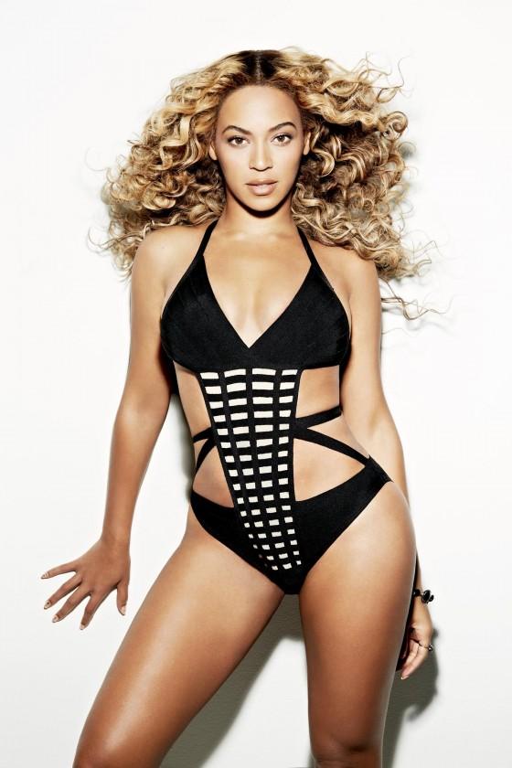 Beyonce 2013 : Beyonce – Shape Magazine – April 2013 -04
