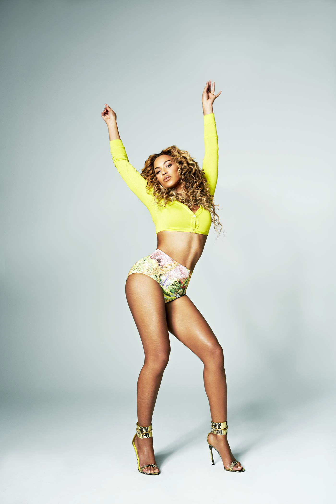 Beyonce 2013 : Beyonce – Shape Magazine – April 2013 -05