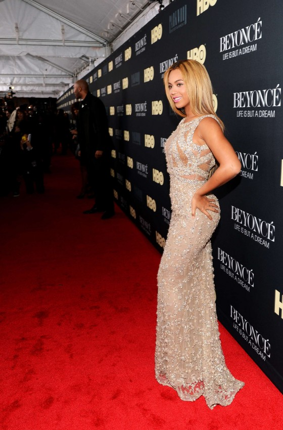 Beyonce Knowles at Beyonce – Life Is But A Dream-26