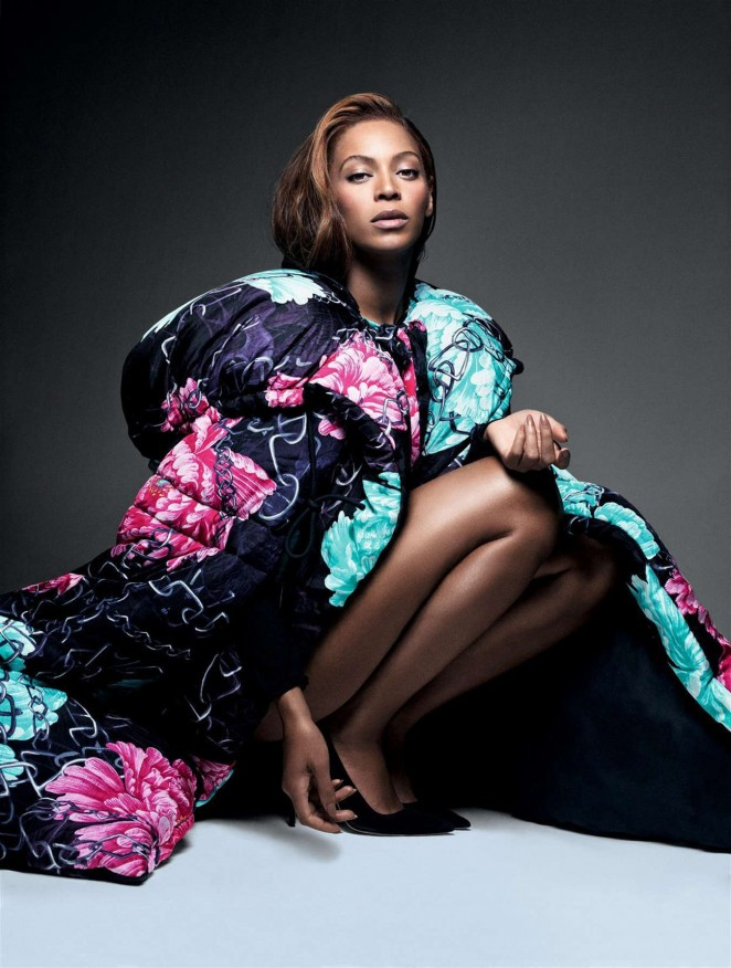 Beyonce - Pierre Debusschere Photoshoot for CR Fashion Book - Fall/Winter 2014/2015