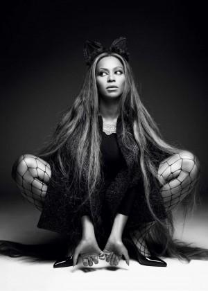 Beyonce: CR Fashion Book 2014 2015 -06