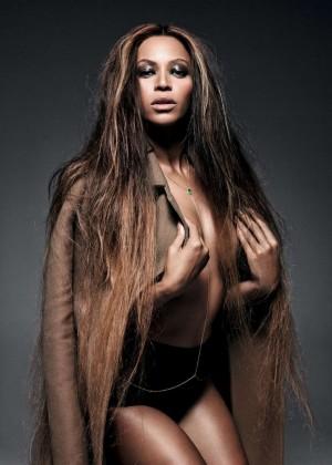 Beyonce: CR Fashion Book 2014 2015 -07