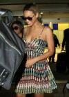 Beyonce Knowles Candids At JFK Airport in New York-04