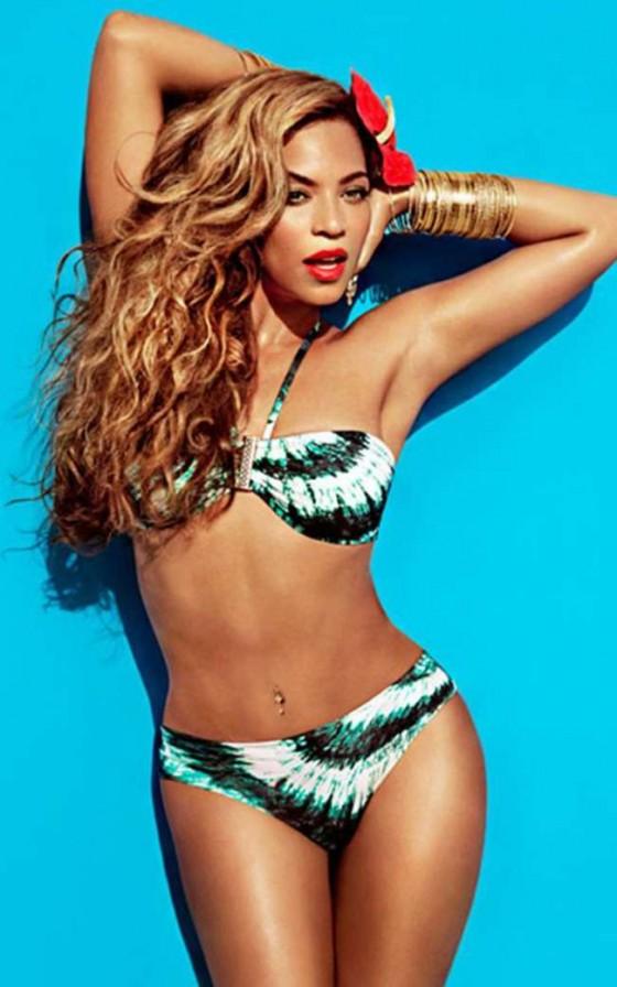 Beyonce Knowles In Bikini 98