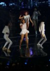 Beyonce Knowles - performing at the Kombank Arena in Belgrade -03