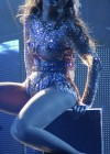 Beyonce Knowles - performing at the Kombank Arena in Belgrade -04