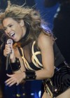 Beyonce Knowles - performing at the Kombank Arena in Belgrade -15