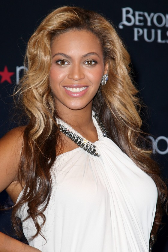 Beyonce Knowles - Pulse fragrance launch-07