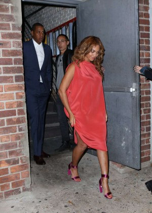 Beyonce and Jay-Z Night Out in New York City