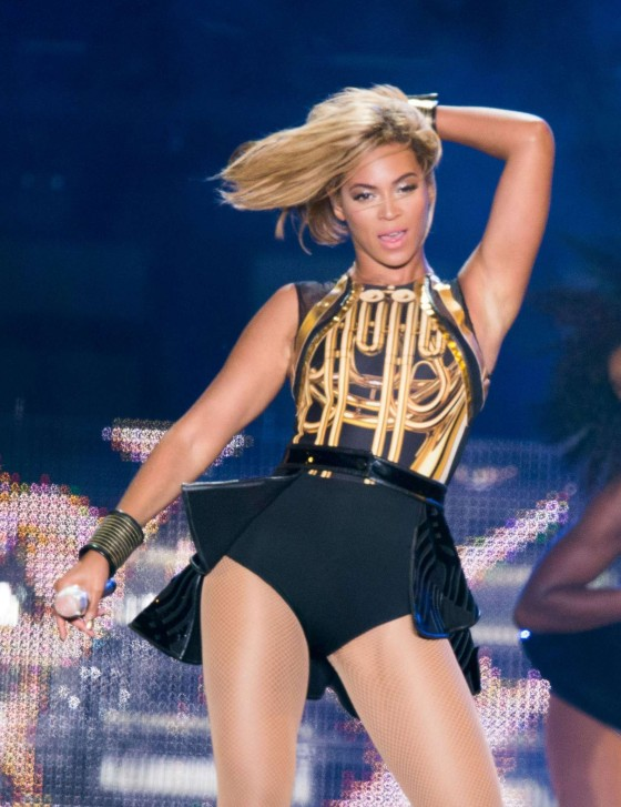 Beyonce Photos: V Festival 2013 in England -08