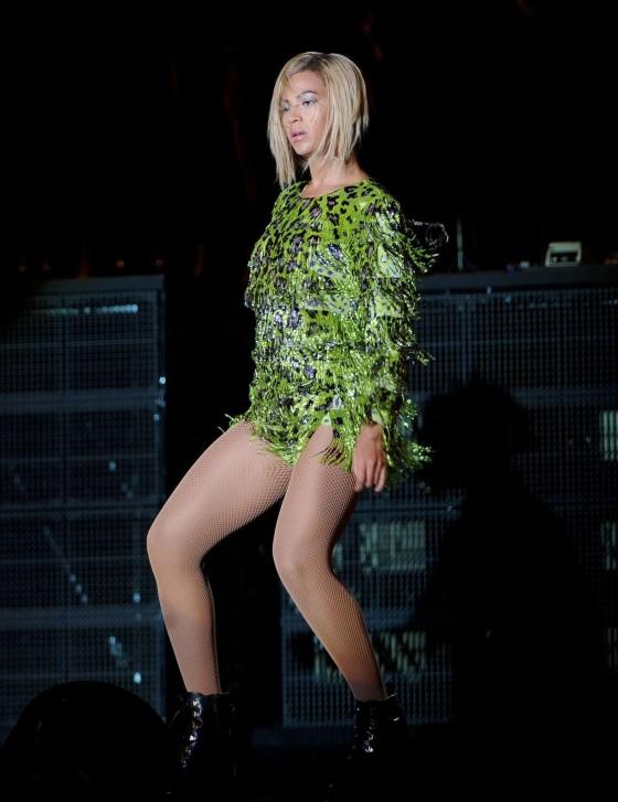 Beyonce Photos: V Festival 2013 in England -16