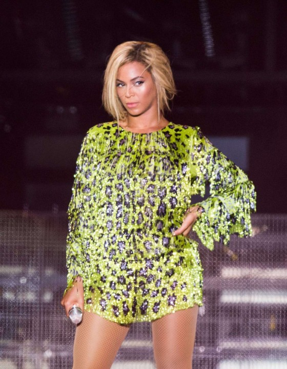 Beyonce Photos: V Festival 2013 in England -32
