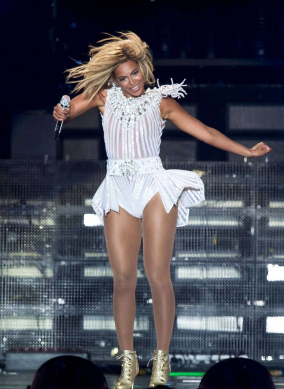 Beyonce Photos: V Festival 2013 in England -39