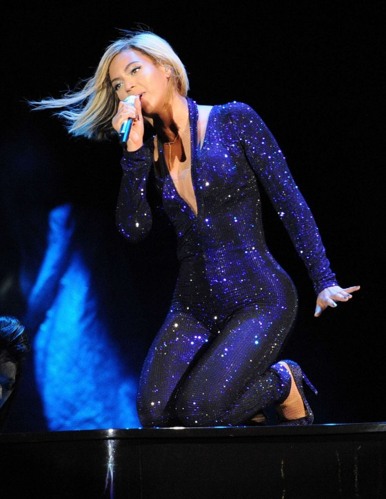 Beyonce Photos: V Festival 2013 in England -43