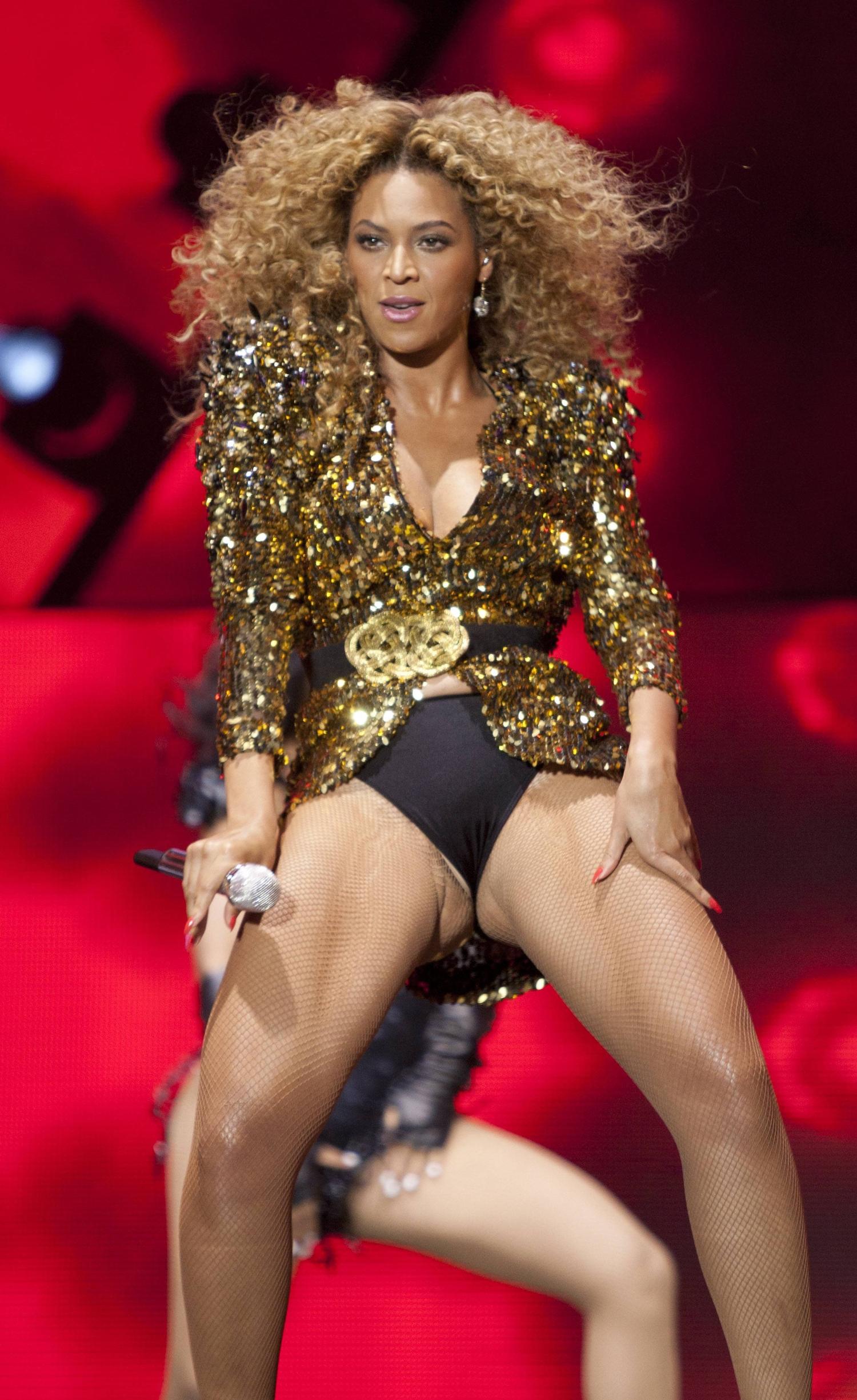 Beyonce isn't aging well