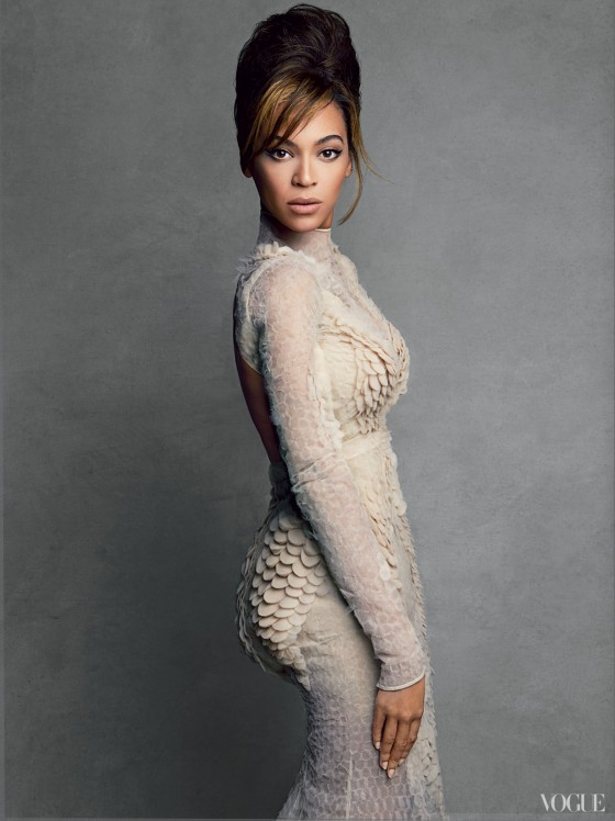 Beyonce – Vogue US Magazine – March 2013-01