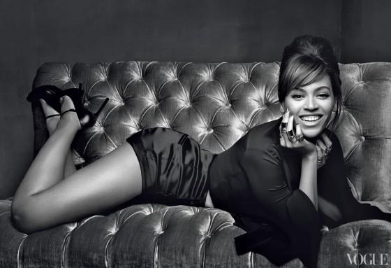 Beyonce – Vogue US Magazine – March 2013-02