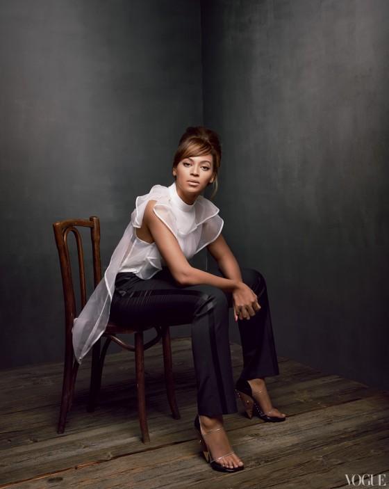 Beyonce – Vogue US Magazine – March 2013-03