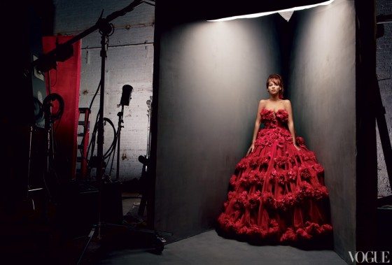 Beyonce – Vogue US Magazine – March 2013-04