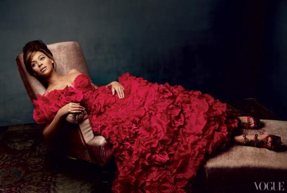 Beyonce – Vogue US Magazine – March 2013-06