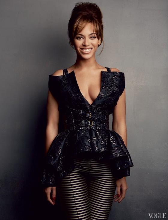 Beyonce – Vogue US Magazine – March 2013-07