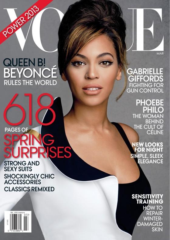 Beyonce - Vogue US Magazine - March 2013-08