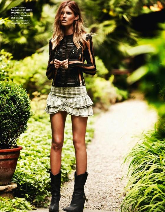 Bianca Balti – Elle France – July 2013 -02