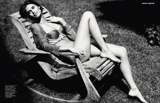 Bianca Balti 2013 : Bianca Balti – Elle France – July 2013 -03