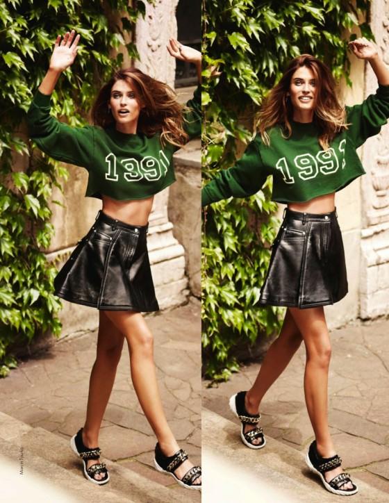 Bianca Balti – Elle France – July 2013 -05