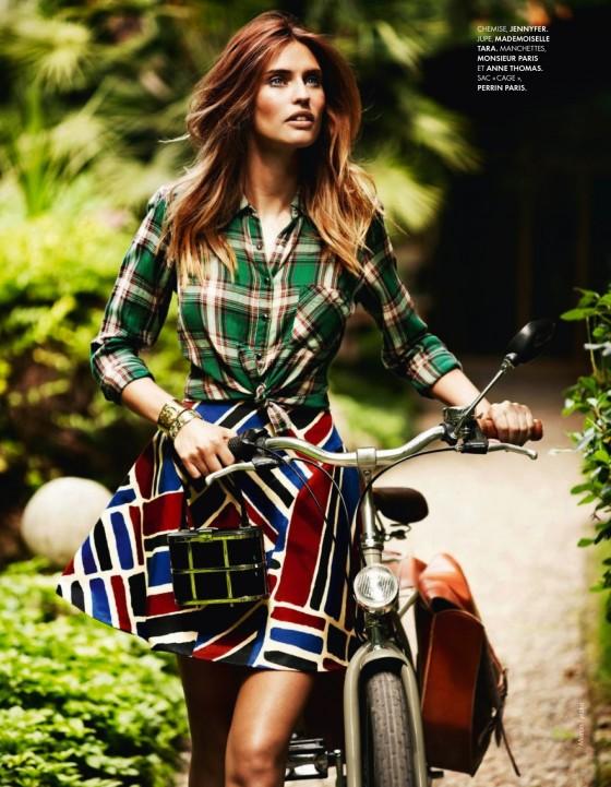 Bianca Balti 2013 : Bianca Balti – Elle France – July 2013 -07
