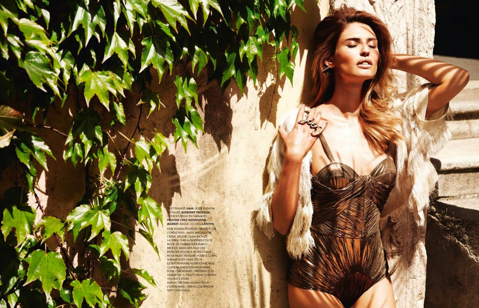 Bianca Balti 2013 : Bianca Balti – Elle France – July 2013 -16