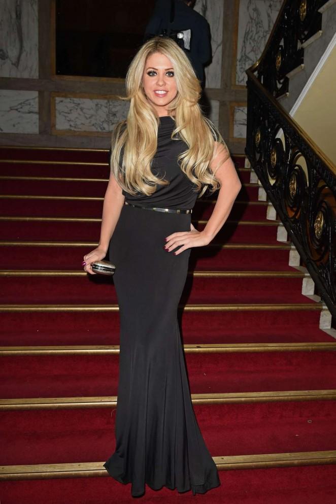 Bianca Gascoigne – National Reality TV Awards in London
