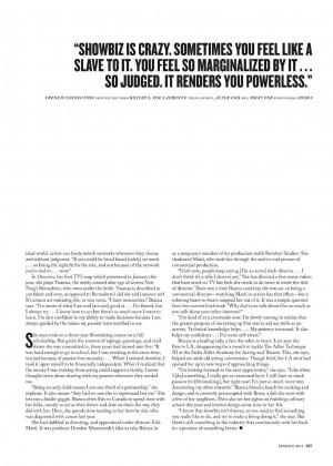 Bianca King: Rogue Magazine -04