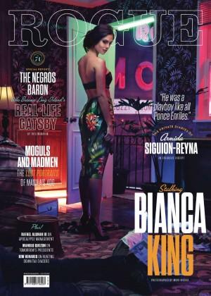 Bianca King: Rogue Magazine -06