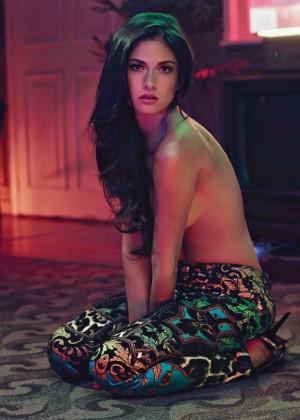 Bianca King: Rogue Magazine -08