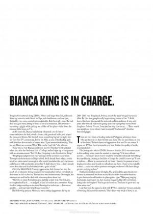 Bianca King: Rogue Magazine -18