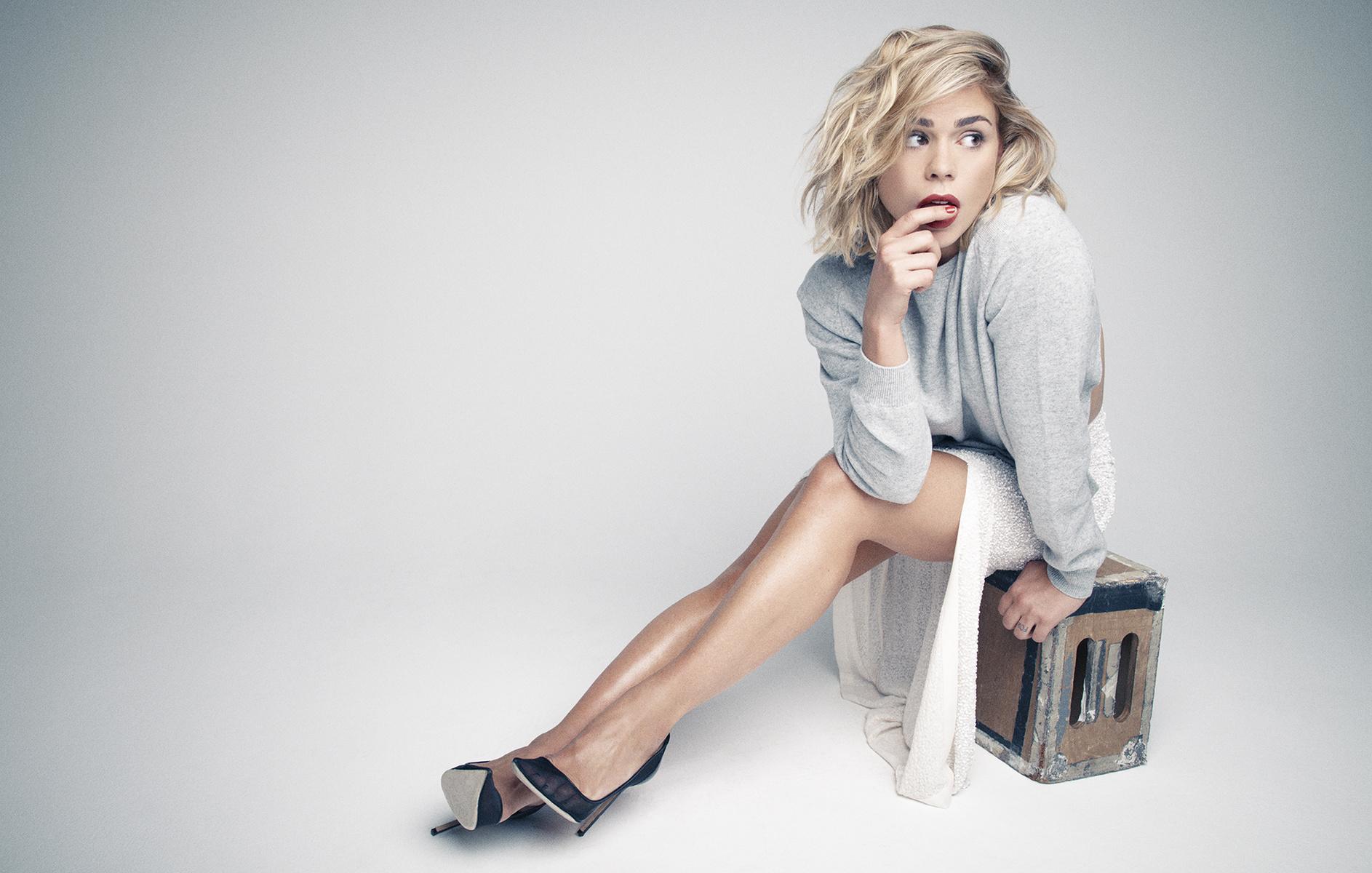 Billie Piper – Glamour UK 2014 -09