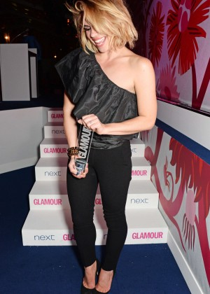 Billie Piper: 2014 Glamour Women of the Year Awards -04
