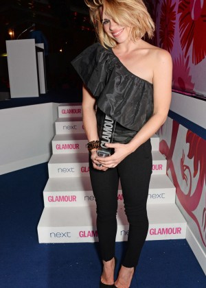 Billie Piper: 2014 Glamour Women of the Year Awards -05
