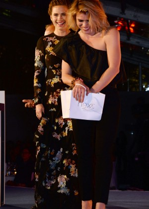 Billie Piper: 2014 Glamour Women of the Year Awards -06