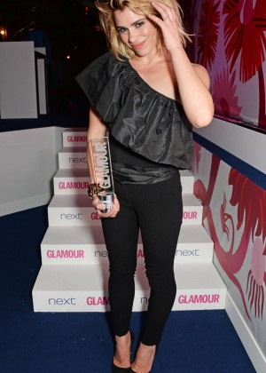 Billie Piper: 2014 Glamour Women of the Year Awards -08