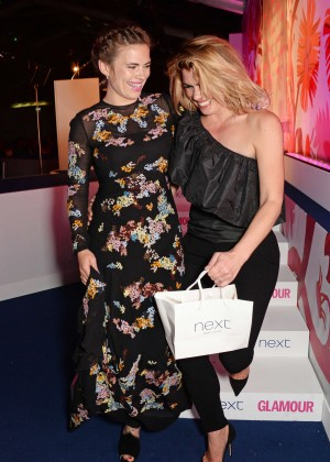 Billie Piper: 2014 Glamour Women of the Year Awards -12