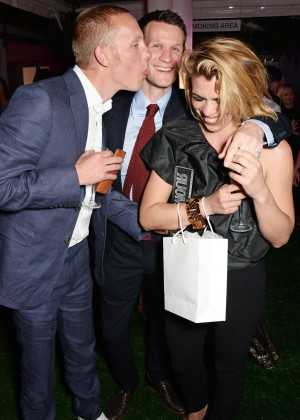 Billie Piper: 2014 Glamour Women of the Year Awards -13