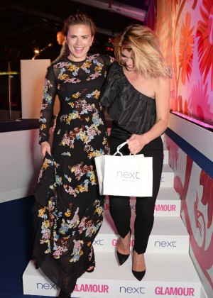 Billie Piper: 2014 Glamour Women of the Year Awards -14