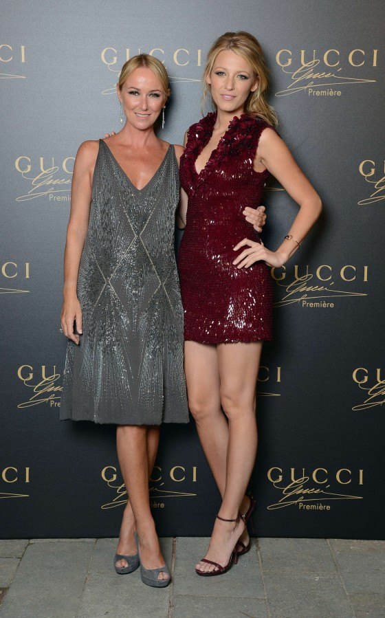 Blake Lively at Gucci Premiere-17